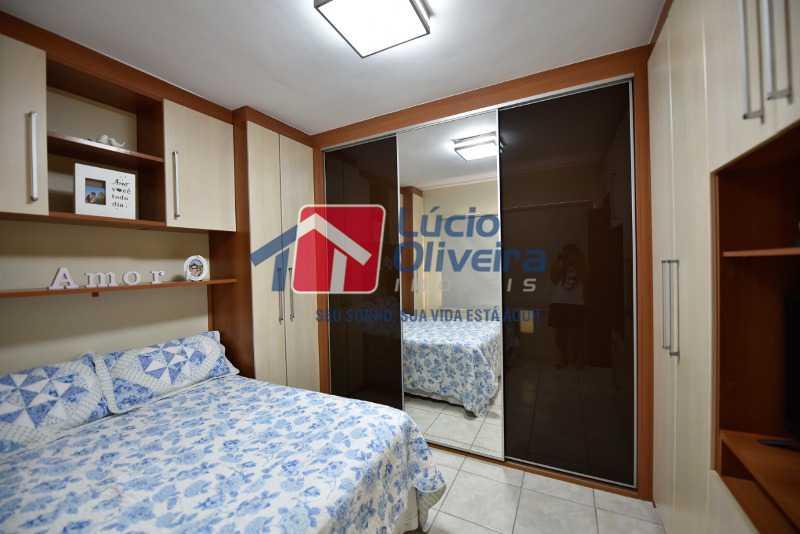 6 quarto. - Apartamento À Venda - Vila da Penha - Rio de Janeiro - RJ - VPAP21197 - 7