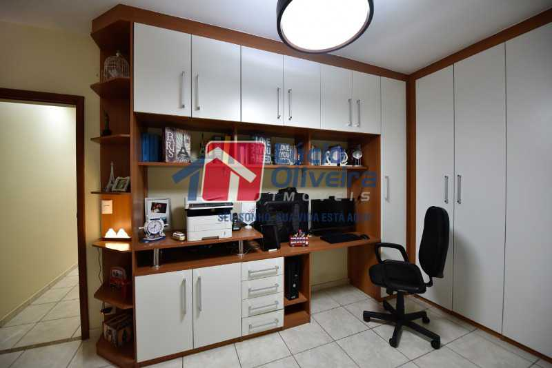 10 quarto. - Apartamento À Venda - Vila da Penha - Rio de Janeiro - RJ - VPAP21197 - 11