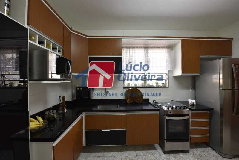 13 cozinha. - Apartamento À Venda - Vila da Penha - Rio de Janeiro - RJ - VPAP21197 - 14