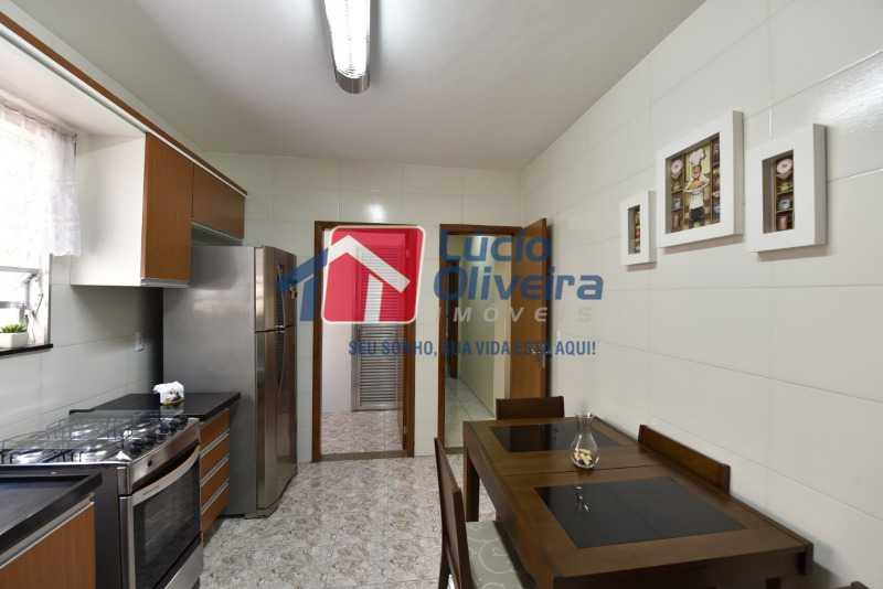 16 cozinha. - Apartamento À Venda - Vila da Penha - Rio de Janeiro - RJ - VPAP21197 - 17