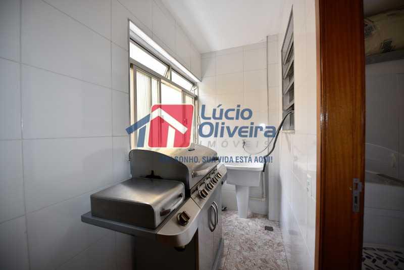 23 area. - Apartamento À Venda - Vila da Penha - Rio de Janeiro - RJ - VPAP21197 - 24