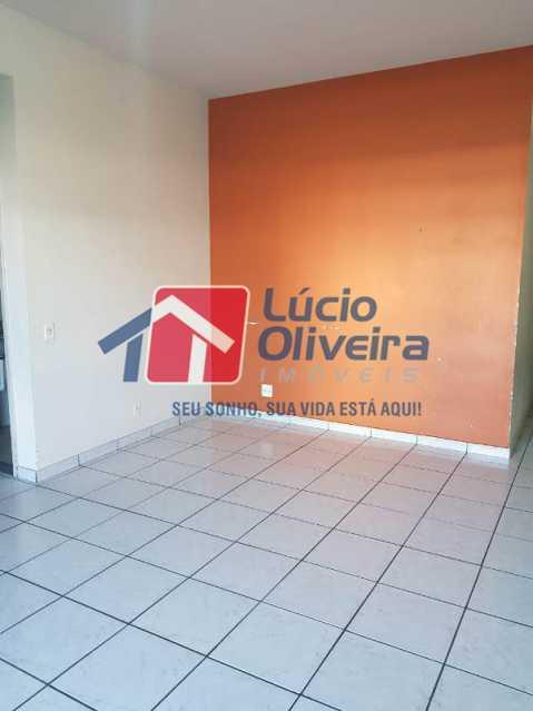 2-Sala 2 ambiente - Apartamento À Venda - Vila da Penha - Rio de Janeiro - RJ - VPAP21198 - 3