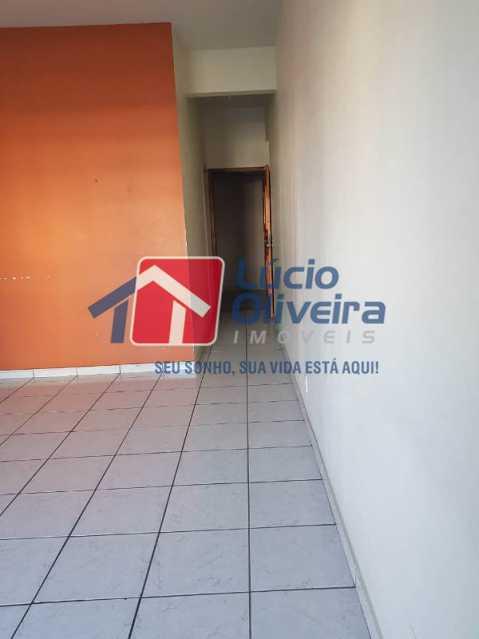 3-Sala e corredor - Apartamento À Venda - Vila da Penha - Rio de Janeiro - RJ - VPAP21198 - 4