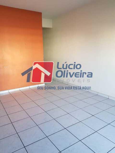 4-Sala - Apartamento À Venda - Vila da Penha - Rio de Janeiro - RJ - VPAP21198 - 5