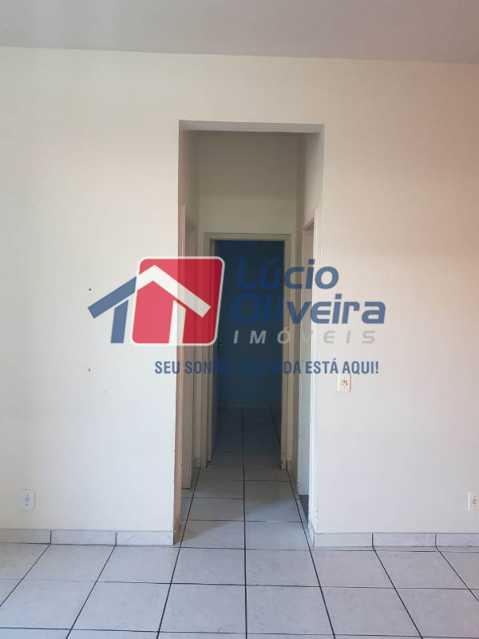 7-Vista interna circulação - Apartamento À Venda - Vila da Penha - Rio de Janeiro - RJ - VPAP21198 - 8