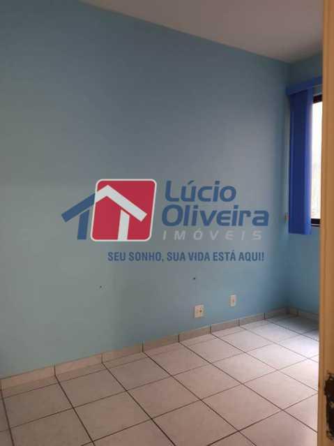 12-Quarto solteiro... - Apartamento À Venda - Vila da Penha - Rio de Janeiro - RJ - VPAP21198 - 13
