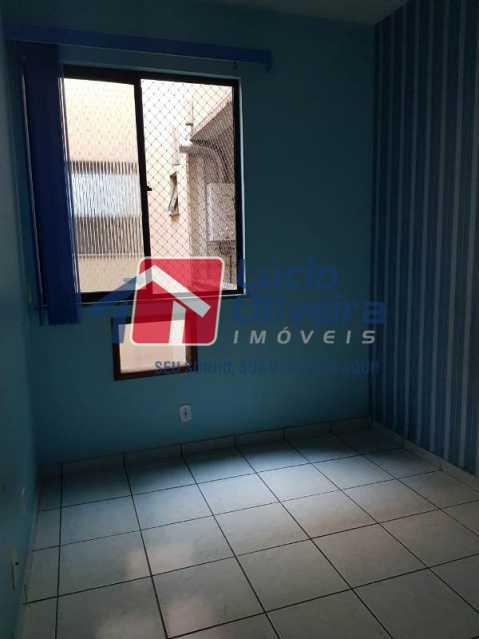 13-Quarto Solteiro - Apartamento À Venda - Vila da Penha - Rio de Janeiro - RJ - VPAP21198 - 14