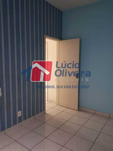 14-Quarto Solteiro - Apartamento À Venda - Vila da Penha - Rio de Janeiro - RJ - VPAP21198 - 15