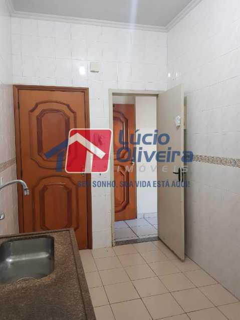 15-Cozinha - Apartamento À Venda - Vila da Penha - Rio de Janeiro - RJ - VPAP21198 - 16