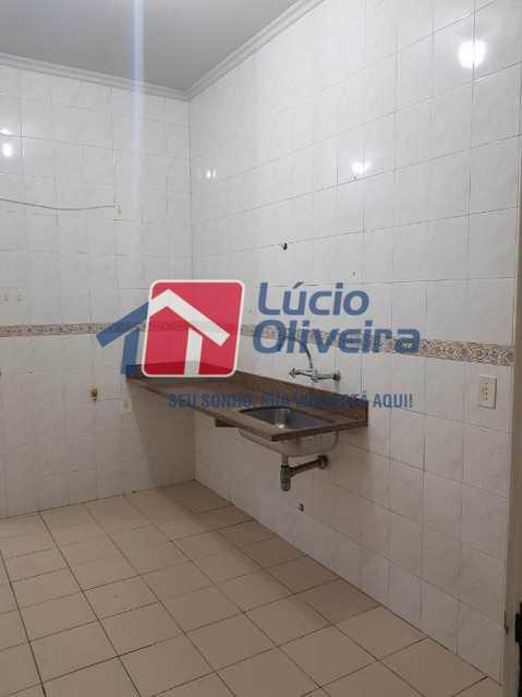 16-Cozinha. - Apartamento À Venda - Vila da Penha - Rio de Janeiro - RJ - VPAP21198 - 17