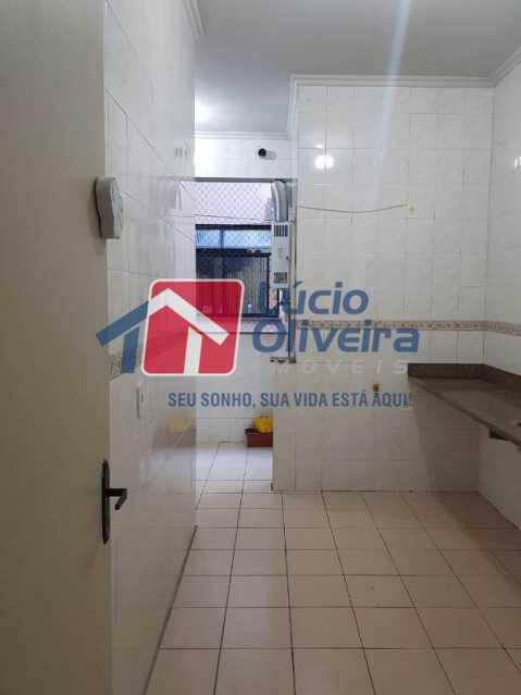 17-Cozinha e area - Apartamento À Venda - Vila da Penha - Rio de Janeiro - RJ - VPAP21198 - 18