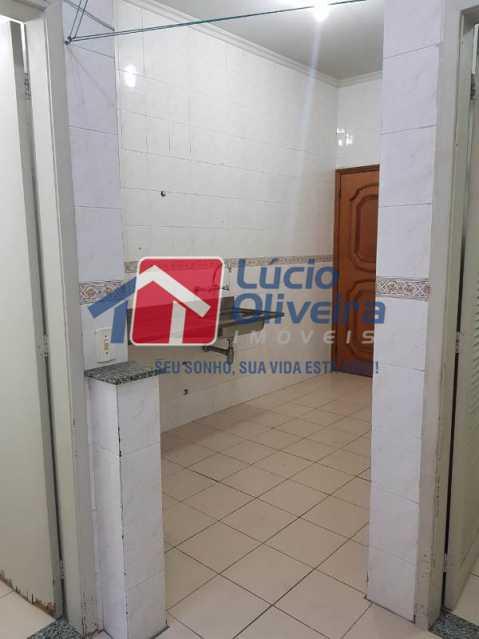 19-entrada cozinha - Apartamento À Venda - Vila da Penha - Rio de Janeiro - RJ - VPAP21198 - 20