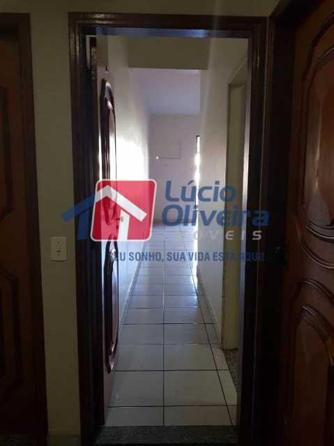 20-Entrada social apt - Apartamento À Venda - Vila da Penha - Rio de Janeiro - RJ - VPAP21198 - 21