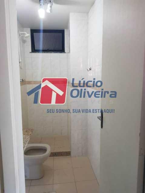 21-banheiro social... - Apartamento À Venda - Vila da Penha - Rio de Janeiro - RJ - VPAP21198 - 22
