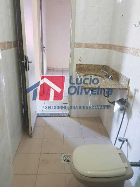 22-Banheiro social - Apartamento À Venda - Vila da Penha - Rio de Janeiro - RJ - VPAP21198 - 23