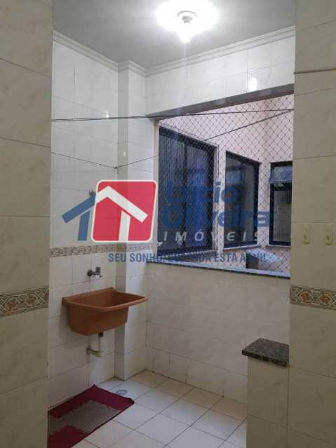 24-Area Serviço - Apartamento À Venda - Vila da Penha - Rio de Janeiro - RJ - VPAP21198 - 25