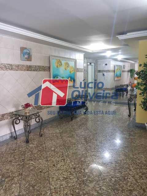 25-Hall - Apartamento À Venda - Vila da Penha - Rio de Janeiro - RJ - VPAP21198 - 26