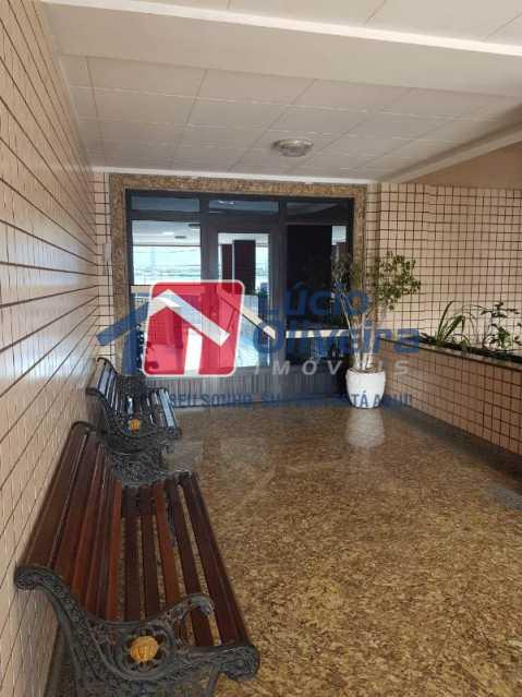27-Recepção Prédio - Apartamento À Venda - Vila da Penha - Rio de Janeiro - RJ - VPAP21198 - 28