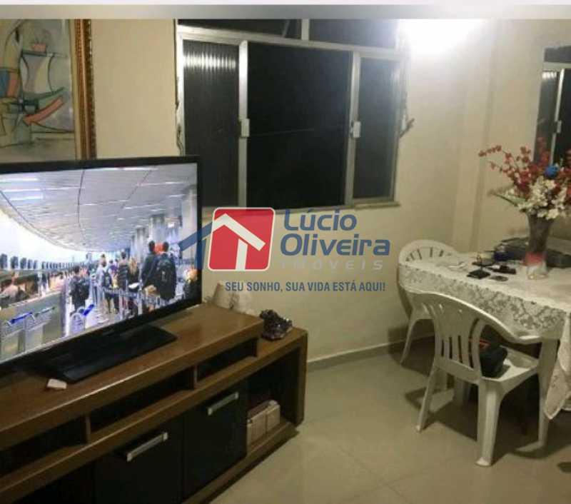 2-Sala 2 ambientes - Apartamento Rua Soldado Ivo de Oliveira,Vila da Penha, Rio de Janeiro, RJ À Venda, 2 Quartos, 50m² - VPAP21200 - 3