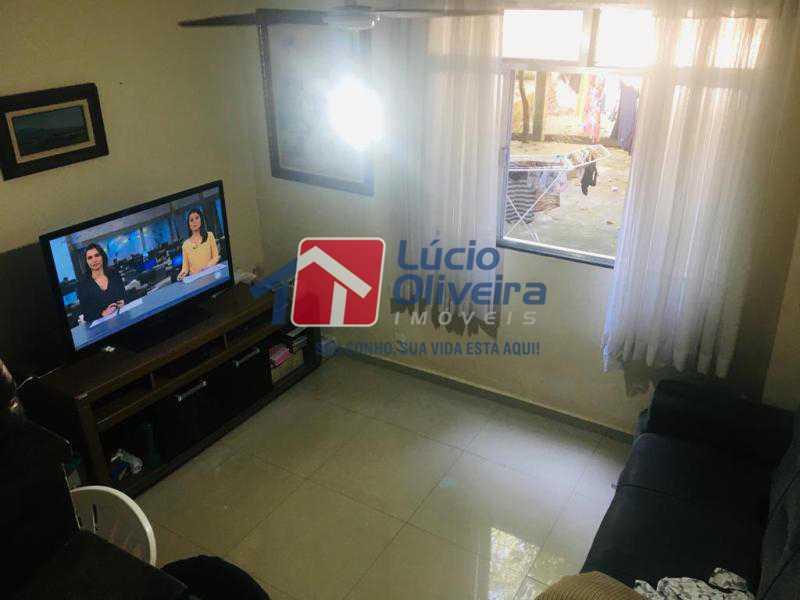 4-Sala - Apartamento Rua Soldado Ivo de Oliveira,Vila da Penha, Rio de Janeiro, RJ À Venda, 2 Quartos, 50m² - VPAP21200 - 5