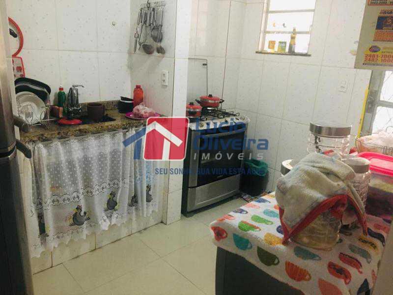 9-Cozinha... - Apartamento Rua Soldado Ivo de Oliveira,Vila da Penha, Rio de Janeiro, RJ À Venda, 2 Quartos, 50m² - VPAP21200 - 11
