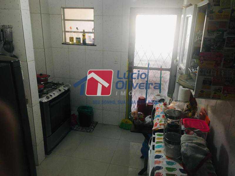 10-Cozinha - Apartamento Rua Soldado Ivo de Oliveira,Vila da Penha, Rio de Janeiro, RJ À Venda, 2 Quartos, 50m² - VPAP21200 - 12