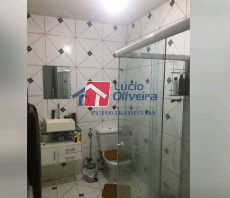 12-Banheiro social...... - Apartamento Rua Soldado Ivo de Oliveira,Vila da Penha, Rio de Janeiro, RJ À Venda, 2 Quartos, 50m² - VPAP21200 - 14