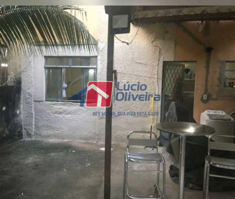 18-Vista fundos quintal - Apartamento Rua Soldado Ivo de Oliveira,Vila da Penha, Rio de Janeiro, RJ À Venda, 2 Quartos, 50m² - VPAP21200 - 20