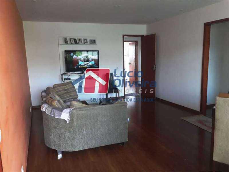 1 sala - Casa à venda Rua Engenheiro Pinho de Magalhães,Vila da Penha, Rio de Janeiro - R$ 1.100.000 - VPCA50021 - 1