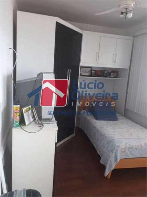 5 quarto - Casa à venda Rua Engenheiro Pinho de Magalhães,Vila da Penha, Rio de Janeiro - R$ 1.100.000 - VPCA50021 - 6