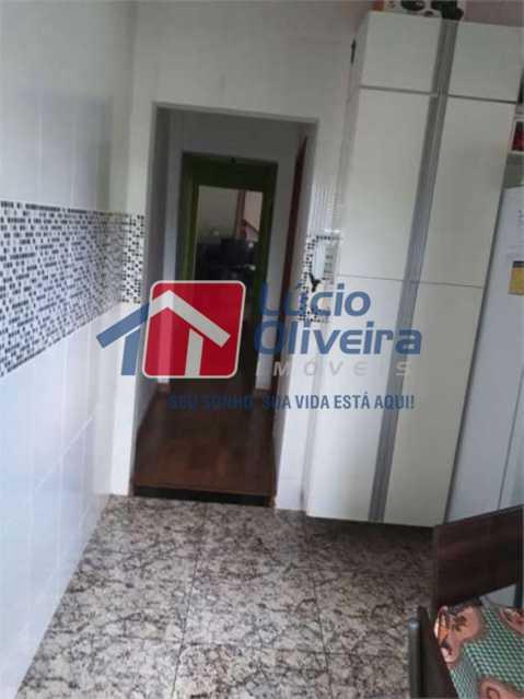 7circulação - Casa à venda Rua Engenheiro Pinho de Magalhães,Vila da Penha, Rio de Janeiro - R$ 1.100.000 - VPCA50021 - 8