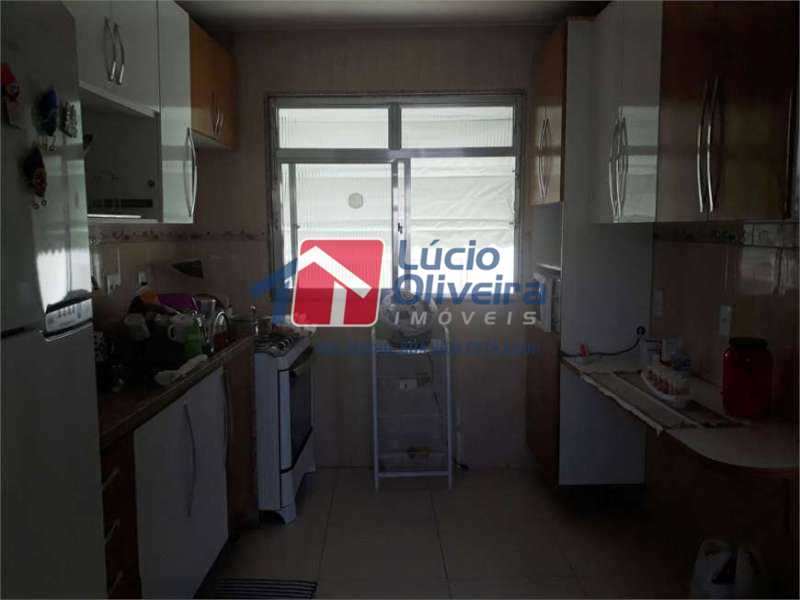 8 cozinha - Casa à venda Rua Engenheiro Pinho de Magalhães,Vila da Penha, Rio de Janeiro - R$ 1.100.000 - VPCA50021 - 9