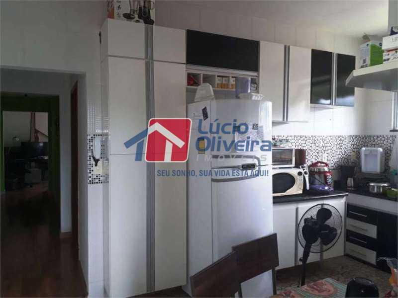 9 cozinha - Casa à venda Rua Engenheiro Pinho de Magalhães,Vila da Penha, Rio de Janeiro - R$ 1.100.000 - VPCA50021 - 10