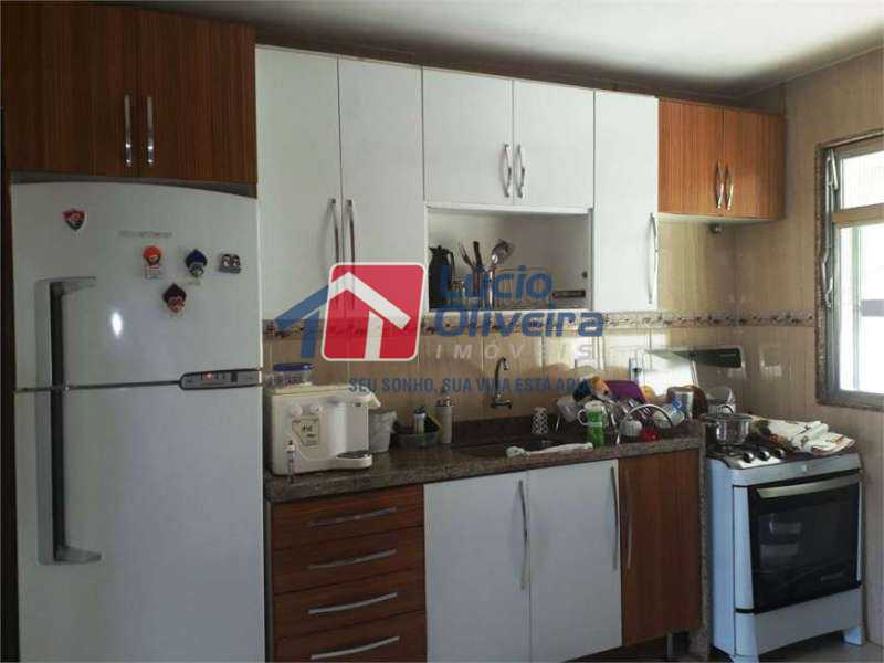10 cozinha - Casa à venda Rua Engenheiro Pinho de Magalhães,Vila da Penha, Rio de Janeiro - R$ 1.100.000 - VPCA50021 - 11