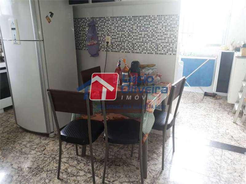 11 cozinha - Casa à venda Rua Engenheiro Pinho de Magalhães,Vila da Penha, Rio de Janeiro - R$ 1.100.000 - VPCA50021 - 12