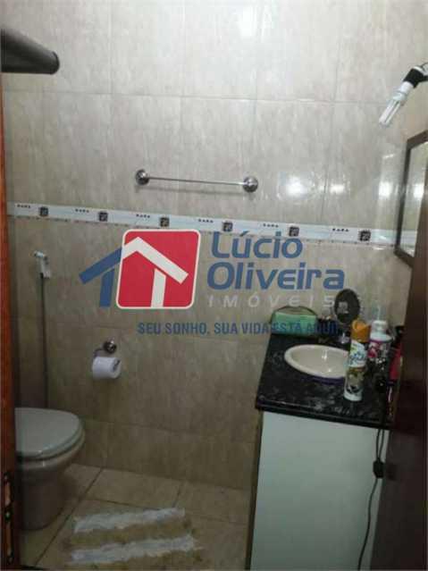 12 banheiro - Casa à venda Rua Engenheiro Pinho de Magalhães,Vila da Penha, Rio de Janeiro - R$ 1.100.000 - VPCA50021 - 13