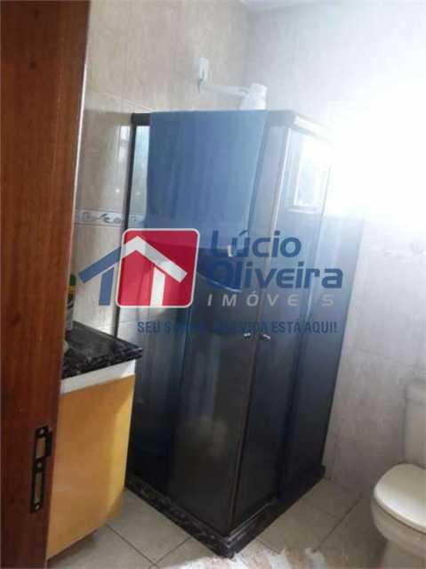 13 banheiro - Casa à venda Rua Engenheiro Pinho de Magalhães,Vila da Penha, Rio de Janeiro - R$ 1.100.000 - VPCA50021 - 14