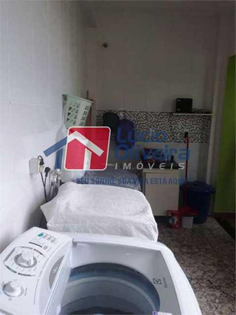 14 lavanderia - Casa à venda Rua Engenheiro Pinho de Magalhães,Vila da Penha, Rio de Janeiro - R$ 1.100.000 - VPCA50021 - 15