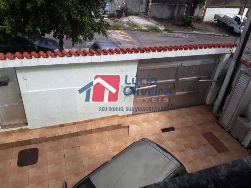 16 garagem - Casa à venda Rua Engenheiro Pinho de Magalhães,Vila da Penha, Rio de Janeiro - R$ 1.100.000 - VPCA50021 - 17