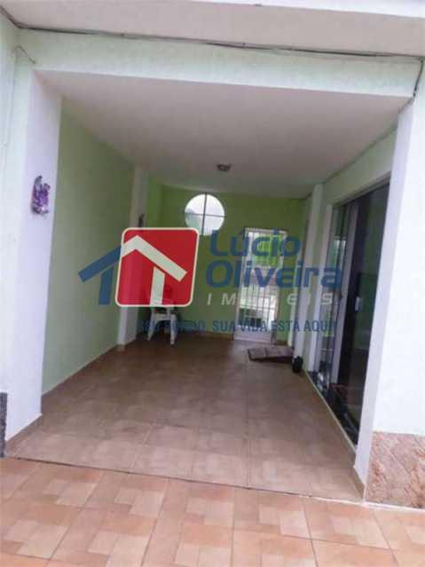 17 garagem - Casa à venda Rua Engenheiro Pinho de Magalhães,Vila da Penha, Rio de Janeiro - R$ 1.100.000 - VPCA50021 - 18