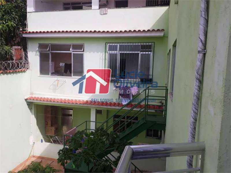 19 fachada - Casa à venda Rua Engenheiro Pinho de Magalhães,Vila da Penha, Rio de Janeiro - R$ 1.100.000 - VPCA50021 - 19