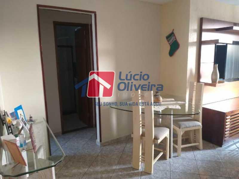 03- Sala - Apartamento À Venda - Vila da Penha - Rio de Janeiro - RJ - VPAP21206 - 4
