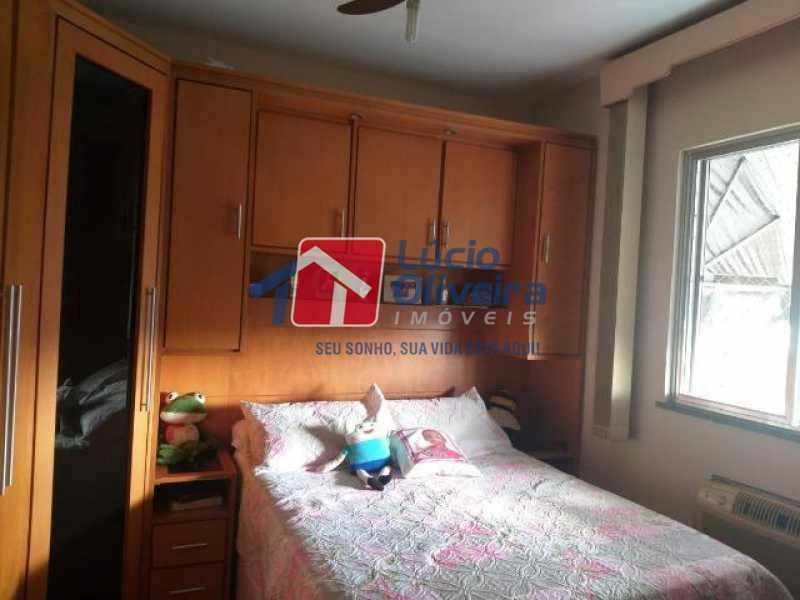 04- Quarto C. - Apartamento À Venda - Vila da Penha - Rio de Janeiro - RJ - VPAP21206 - 5