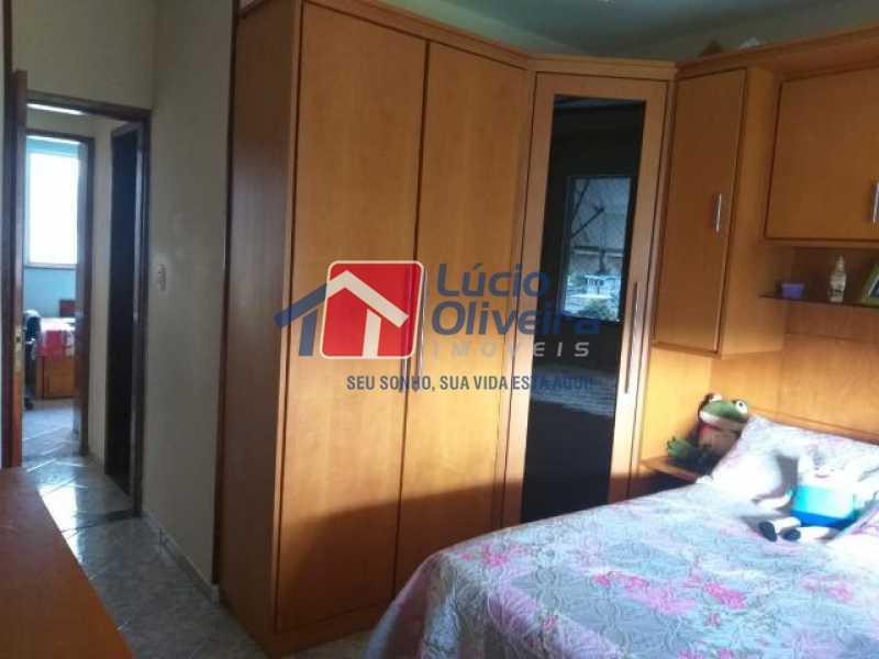 05- Quarto C. - Apartamento À Venda - Vila da Penha - Rio de Janeiro - RJ - VPAP21206 - 6