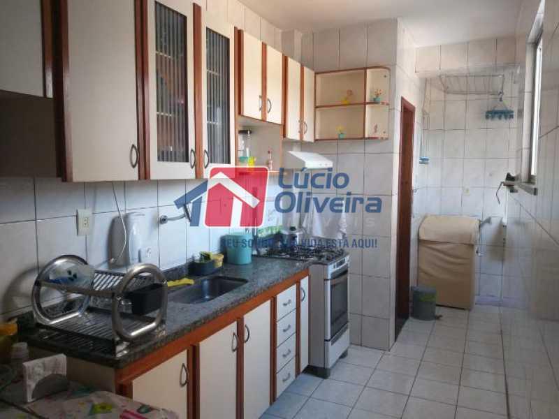 07- Cozinha - Apartamento À Venda - Vila da Penha - Rio de Janeiro - RJ - VPAP21206 - 8