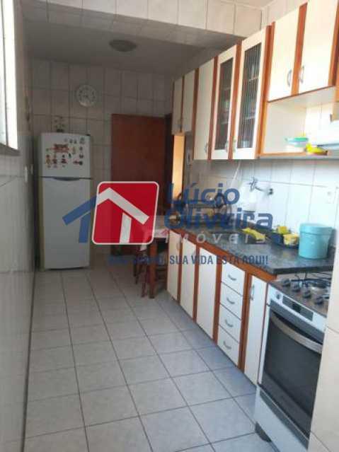 08- Cozinha - Apartamento À Venda - Vila da Penha - Rio de Janeiro - RJ - VPAP21206 - 9