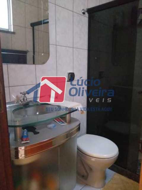 09- Banheiro S. - Apartamento À Venda - Vila da Penha - Rio de Janeiro - RJ - VPAP21206 - 10