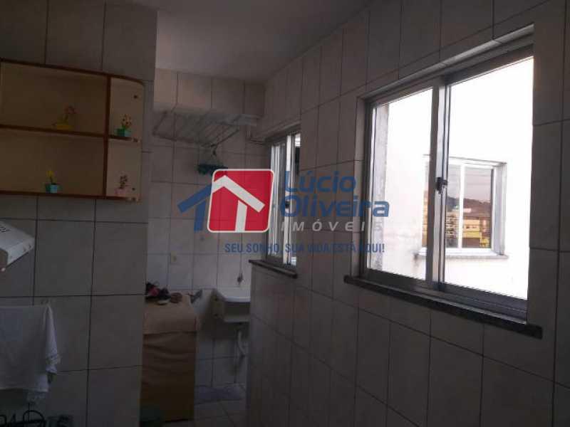 10- Area - Apartamento À Venda - Vila da Penha - Rio de Janeiro - RJ - VPAP21206 - 11