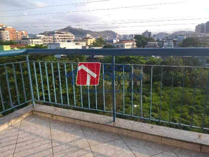 14- Varanda - Apartamento À Venda - Vila da Penha - Rio de Janeiro - RJ - VPAP21206 - 15