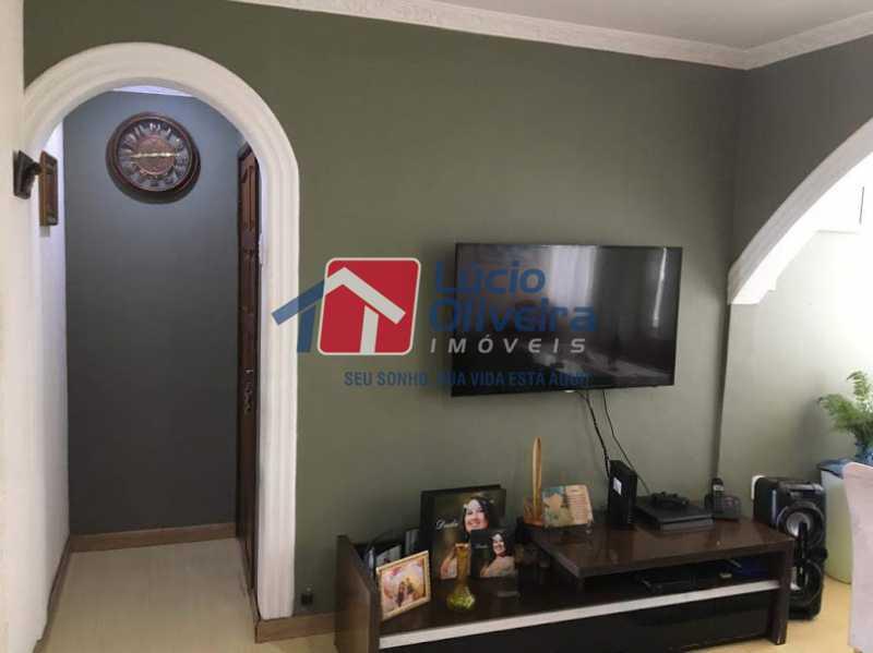 03- Sala - Apartamento à venda Rua Santa Camila Pia,Penha, Rio de Janeiro - R$ 300.000 - VPAP30289 - 4